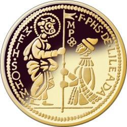Malta 2014. 5 euro. Zecchino