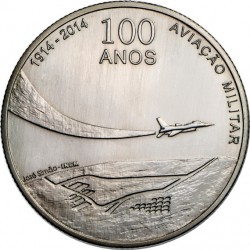 Portugal 2014. 2.5 euro. Aviation (Cu-Ni)