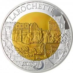 Luxembourg 2014. 5 euro. Larochette Castle