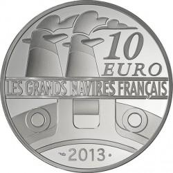 France 2013. 10 euro. L'Amazone
