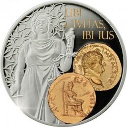 Niue 2014. 1 dollar. Iustitia