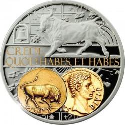 Niue 2014. 1 dollar. Taurus
