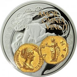 Niue 2014. 1 dollar. Venus