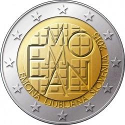 2 euro 2015 Slovenia Emona