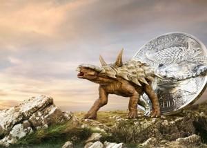 Austria 2014 20 euro Cretaceous