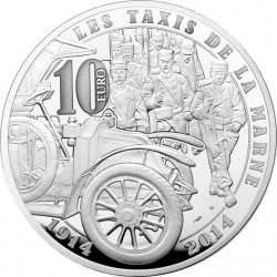 France 2014. 10 euro. Grande Guerre