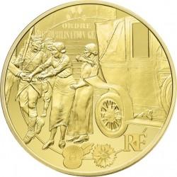 France 2014. 200 euro. Grande Guerre (Au 999)