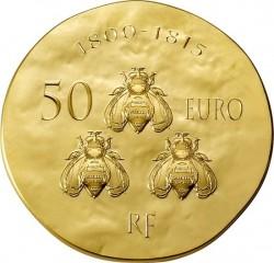France 2014. 50 euro. Napoleon I