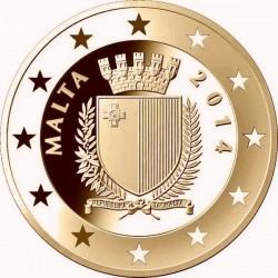 Malta 2014. 5 Euro. WWI