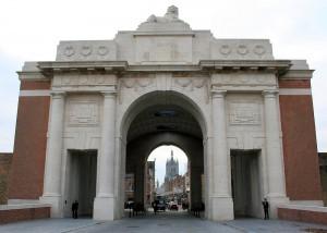 Ypres Menin Gate