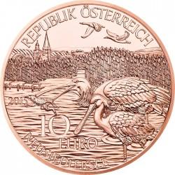 Austria 2015. 10 euro. Burgenland (Cu)