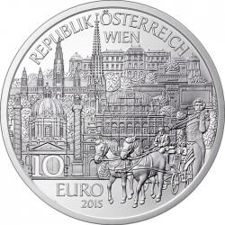 Austria 2015. 10 euro. Wien