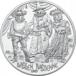 Austria 2015. 20 euro. Wolfgang Wunderkind