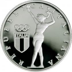 Italy 2014. 10 euro. Comitato Olimpico Nazionale Italiano