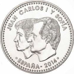 Spain 2014 30 euro El Greco