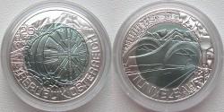 Austria 2013. 25 euro. Tunneling
