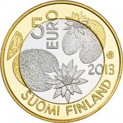 Finland 2013. 5 euro. Summer