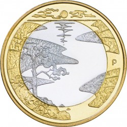 Finland 2013 5 euro Summer rev