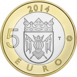 Finland 2014. 5 euro. Finland Proper