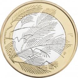 Finland 2014. 5 euro. Wilderness
