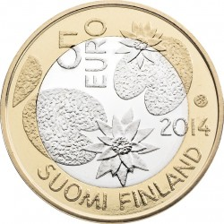 Finland 2014. 5 euro. nature