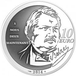 France 2014. 10 euro. Rastignac