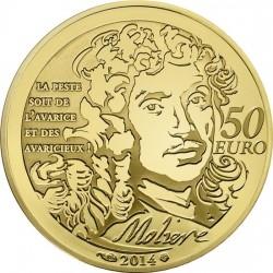 France 2014. 50 euro. L'Avare