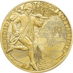 France 2014. 50 euro. Candide
