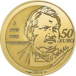 France 2014. 50 euro. Rastignac