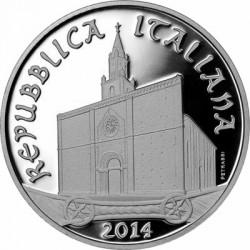 Italy 2014. 10 euro. Atri