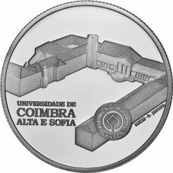 Portugal 2014 2.5 euro University of Coimbra (Ag 925)