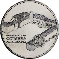 Portugal 2014 2.5 euro University of Coimbra (Cu-Ni)