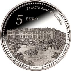 Spain 2014. 5 euro. Palacio Real de Riofrío