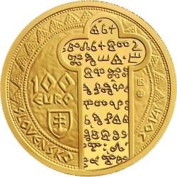 Slovakia 2014. 100 euro. Rastislav