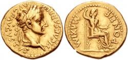 Aureus Tiberius