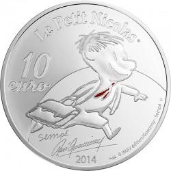 France 2014. 10 euro. Petit Nicolas