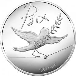 France 2014. 50 euro. Paix automne-hiver