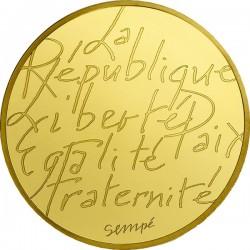 France 2014. 500 euro. Republique