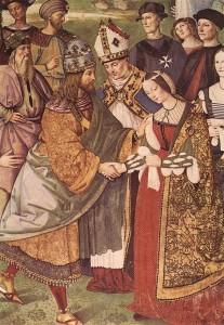Frederick III and Eleonora of Portugal