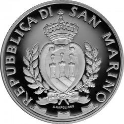 San Marino 2014. 10 euro. Ponte di Tiberio