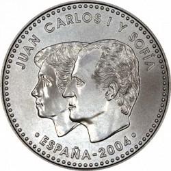 Spain 2004. 12 euro. Isabella I of Castile