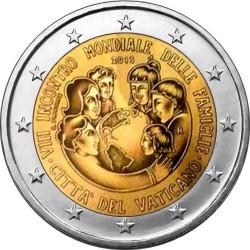 2 euro Vatican 2015