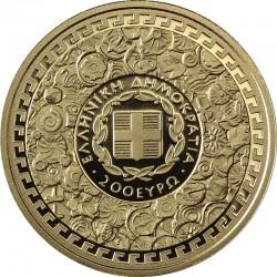 Greece 2014. 200 Euro. Aristoteles