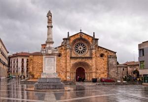 Iglesia de San Pedro Avila
