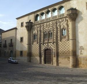 Дворец Хабалькинто (Palacio de Jabalquinto)
