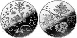 Portugal 2015 2.5 euro Ethnographic