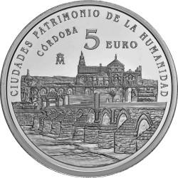 Spain 2014. 5 euro. Cordoba