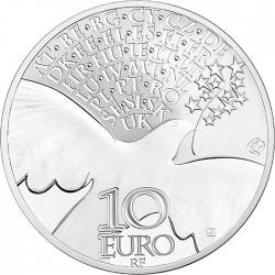 Франция, 10 евро, аверс