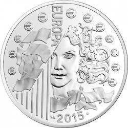 Франция, 10 евро, реверс