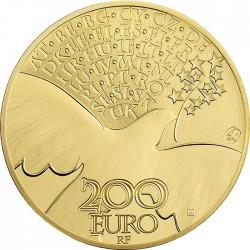 Франция, 200 евро, аверс